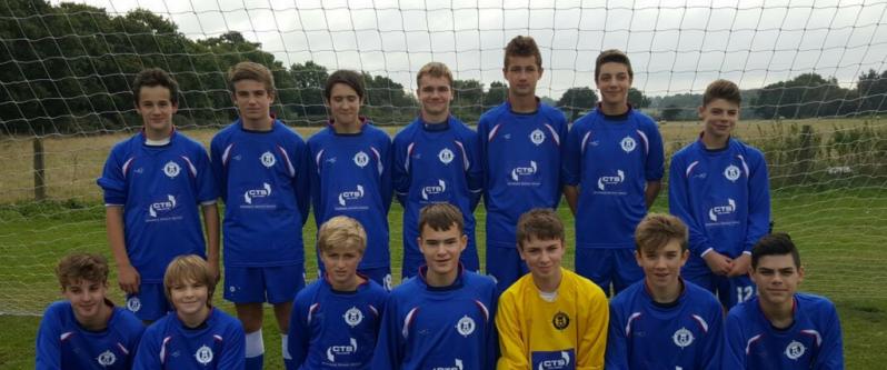 Burghfield-football-club