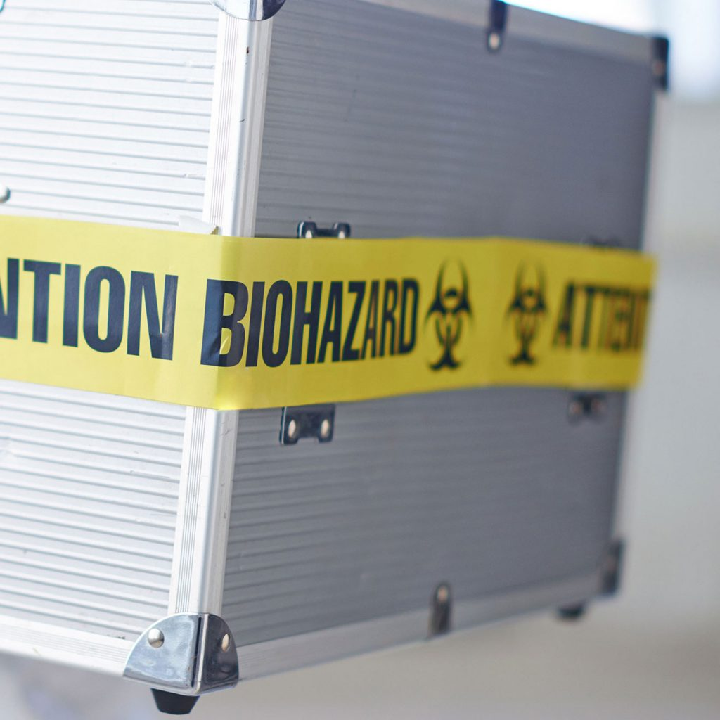 CTS Group | Biohazard material